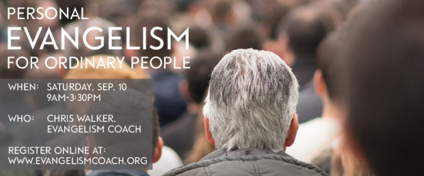Personal Evangelism Conference Day