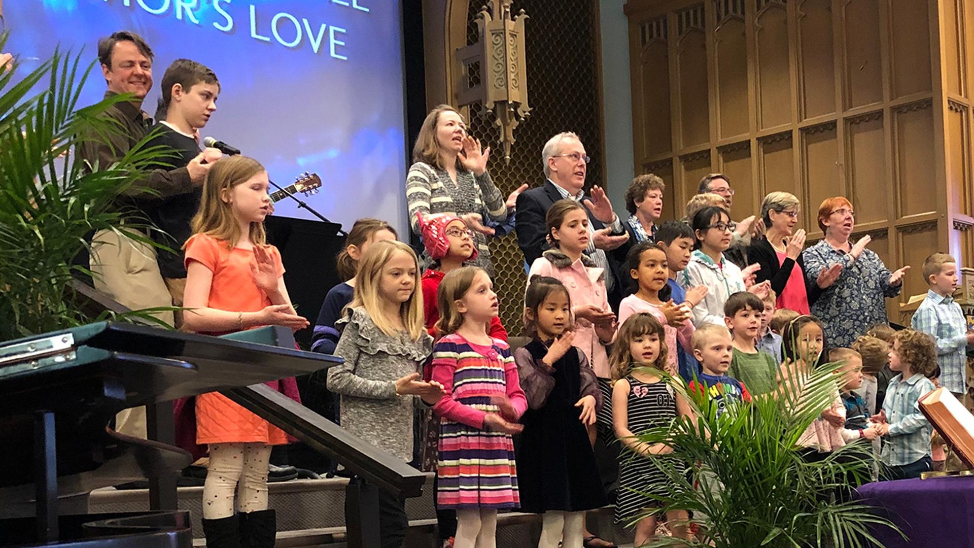 Kids Lead Worship 2019 Image