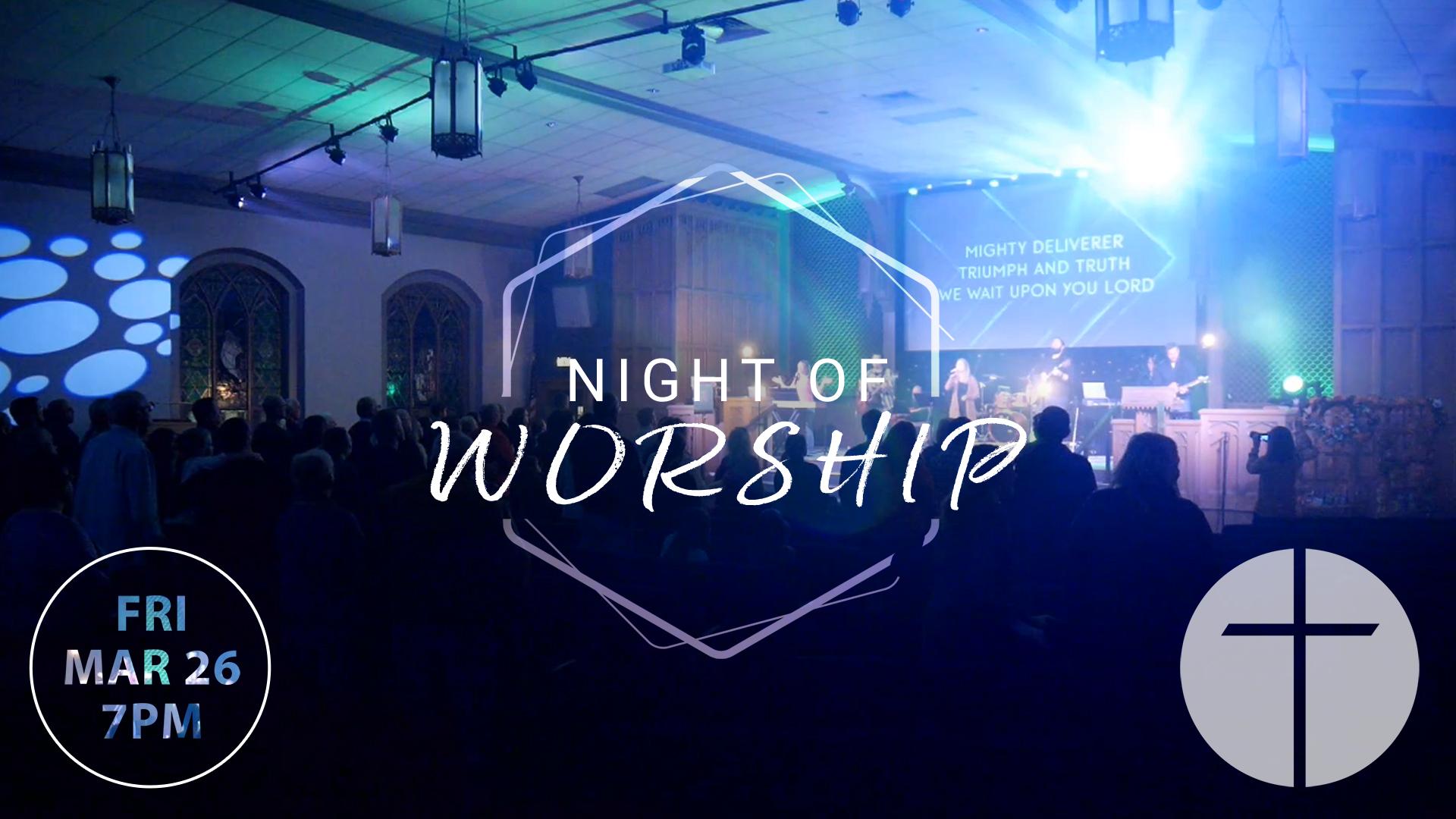 Night of Worship (Mar 2021) Image