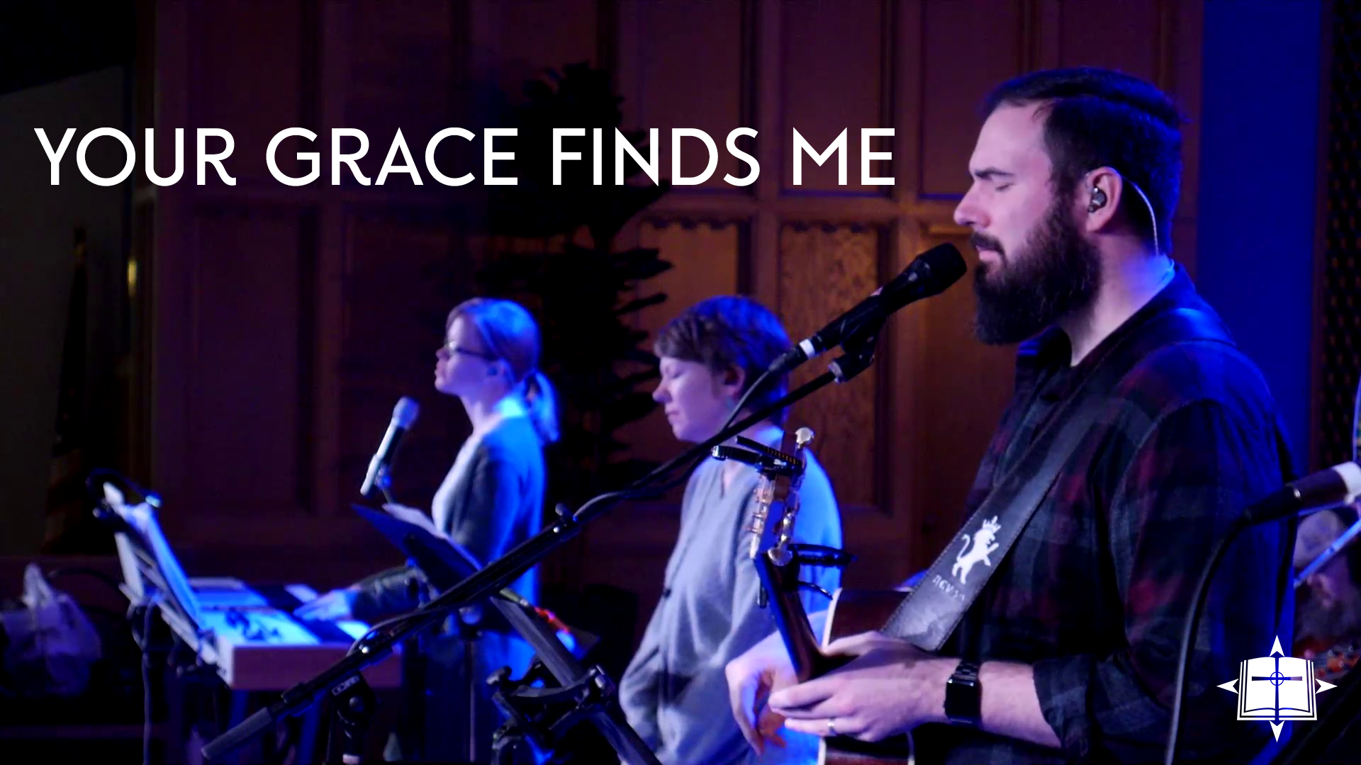 Your Grace Finds Me Image